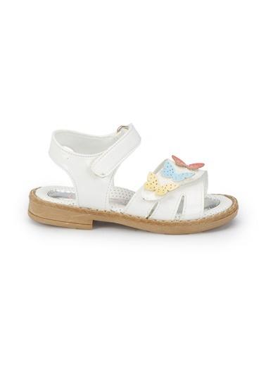Pink Step Ayakkabı Beyaz